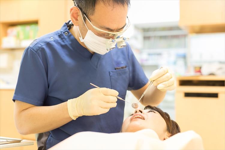 八王子の歯の神経治療