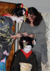 Totnes Geisha135
