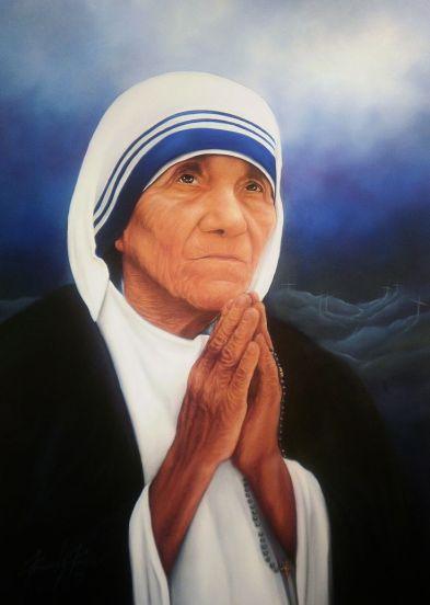 www.haciadios.com Santa Madre Teresa de Calcuta