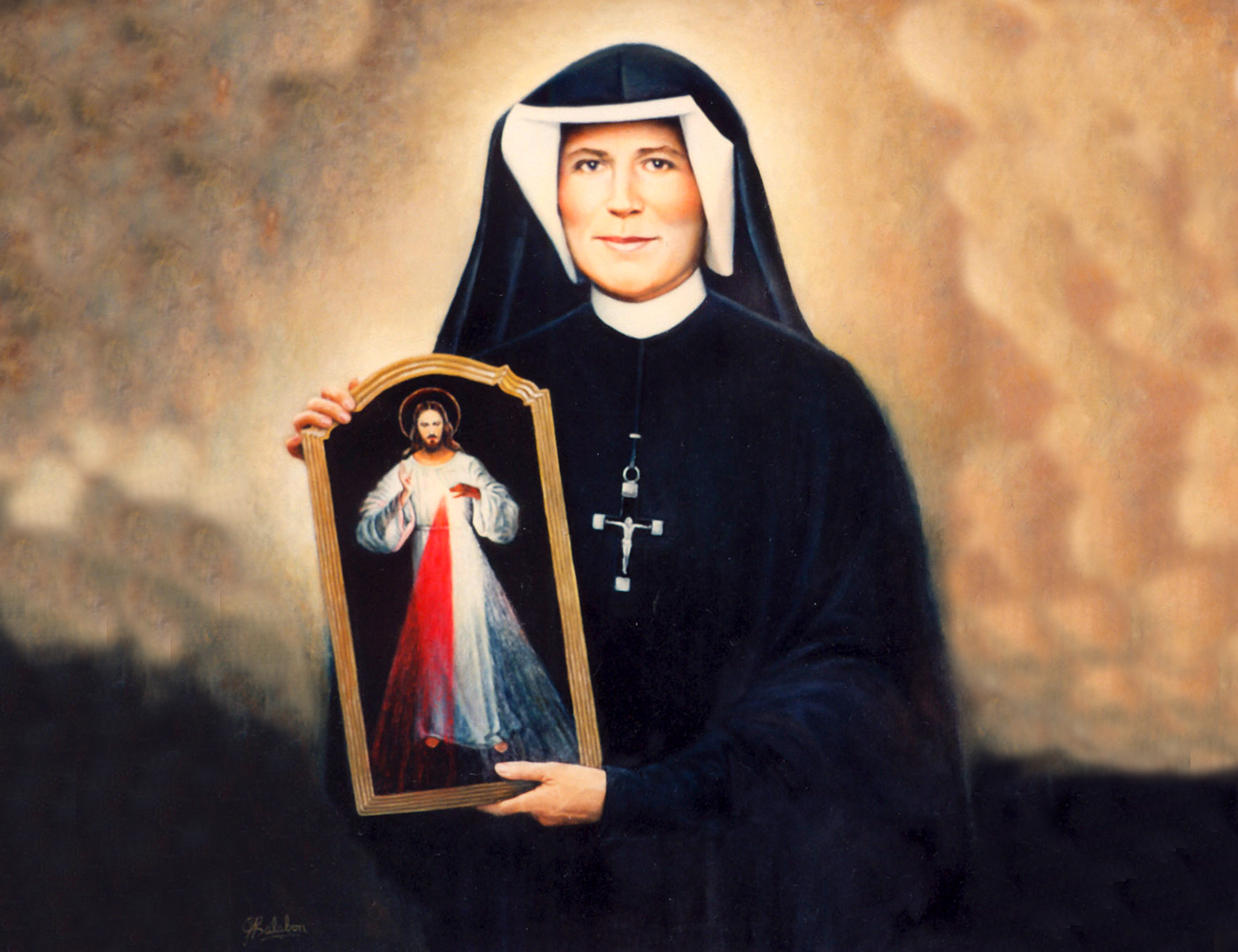 Novena Divina Misericoridia Santa Faustina