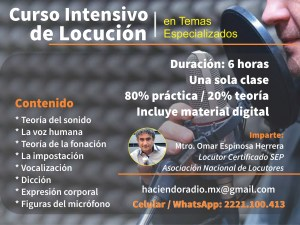 FLAYER INTENSIVO LOCUCIÓN ESPECIALIZADO web