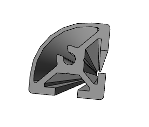 5シリーズ R形状 20×20mm|ミスミ|MISUMI-VONA【ミスミ】