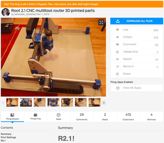 Root_2_1_CNC_multitool_router_3D_printed_parts_by_sailorpete_-_Thingiverse
