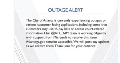Ransomware Cyber Attack on City of Atlanta