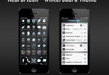 Neurotech - Stylisches Winterboard Theme für dein iPhone - Hack4Life, Test