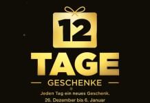 12 Tage Geschenke App 2013 - Informationen, Hack4Life, Anleitung, Fabian Geissler