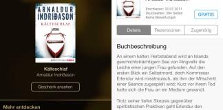 Kälteschlaf zum kostenlosen Download in der iTunes 12 Tage Geschenke App, Review, Hack4Life, Beitrag, Fabian Geissler