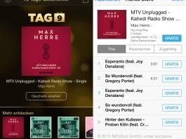 Kahedi Radio Show, Single, MTV Unplugged, Album, köln, Backstage, download, kostenlos, free, gratis, hack4life, fabian Geissler, 12 tage geschenke, itunes, app, iphone, ipod touch, ipad