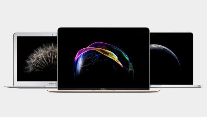 MacBook Familie, MacBook, MacBook Air, MacBook Pro, Apple, Hack4Life, Fabian Geissler