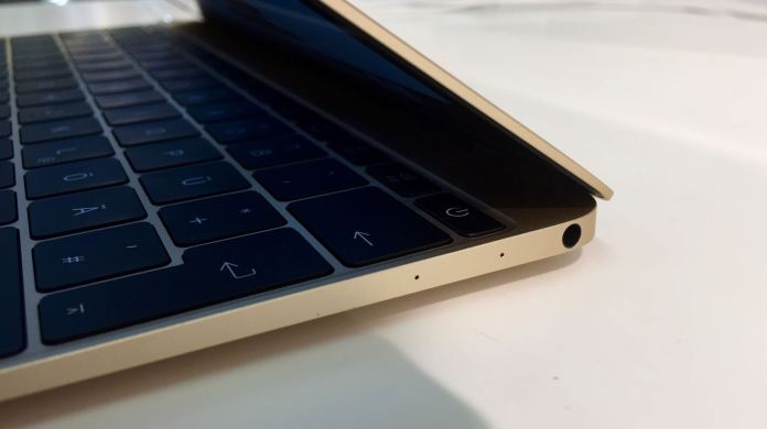 MacBook, Hack4Life, Fabian Geissler, QuickReview, Review, Anschluss, USB, USB-C, Butterfly Mechanismus, Force touch Trackpad, Haptic engine, Apple Watch, Sensoren