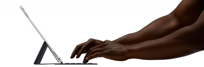 iPad Pro mit dem neuen Smart Keyboard, Hack4Life , Fabian Geissler