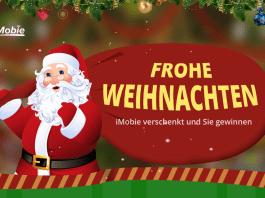 iMobie Weihnachtsgewinnspiel, Rabatte und Gutscheine, Hack4Life, Fabian Geissler, Weihnachten