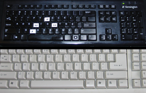 Alternate Keyboard Layouts – For Geekiness And Other Reasons