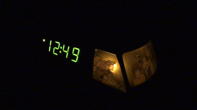 Scooby Doo Alarm Clock Repair Hackaday