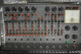 Heathkit analog computer trainer