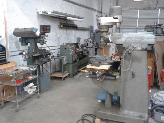 Freeside Atlanta Machine Shop