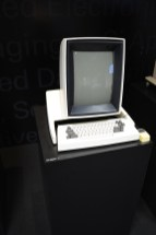 """Xerox Alto -- one of the first """"personal"""" computers"""
