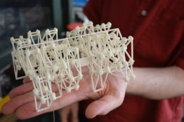 3D Printed (functioning) Strandbeest