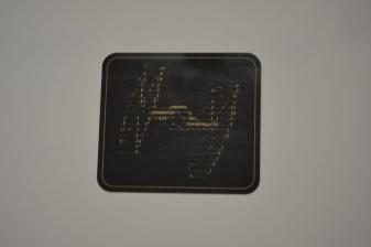 ASCII art Tie-fighter
