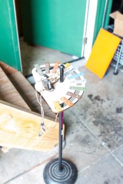 Kids xylophone hacked.