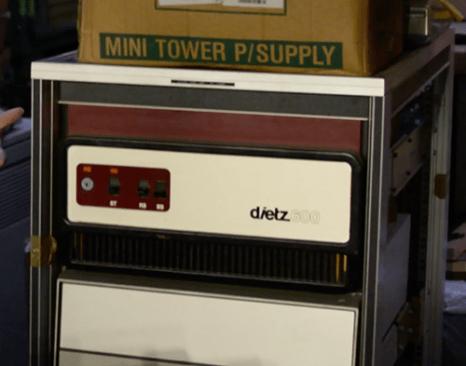 A Dietz 600