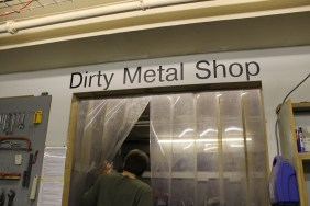 Dirty Metal Shop