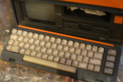 A rebadged Commodore SX-64