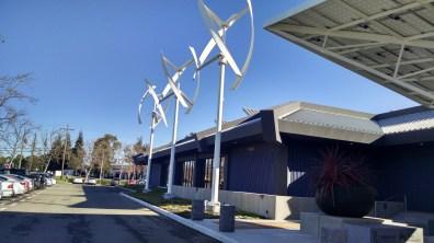 Net Zero Energy building in San Leandro, CA