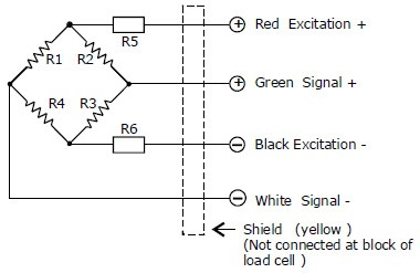 load cell scheme
