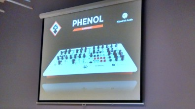 Andrew Kilpatrick's Phenol synth