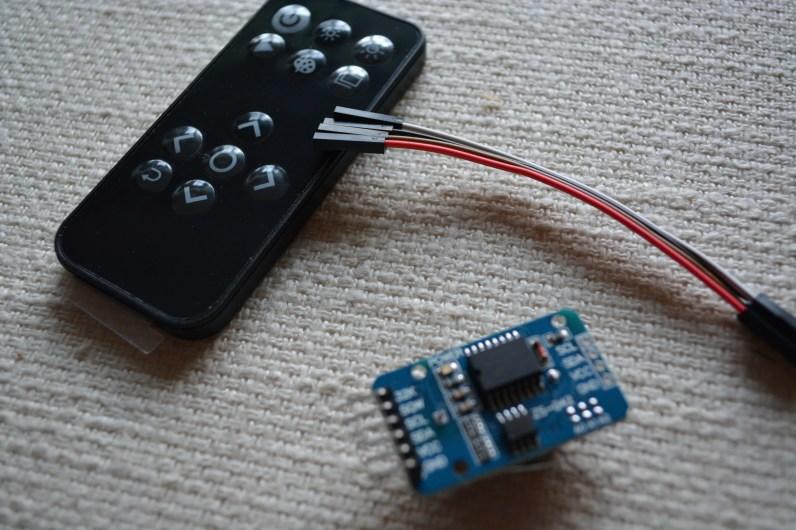 Kickstarter remote and RTC Module