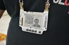 2013 Open Hardware Summit Badge