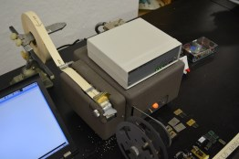 Legacy Driver for a paper tape punch