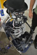 Working robot built using 3Doodler