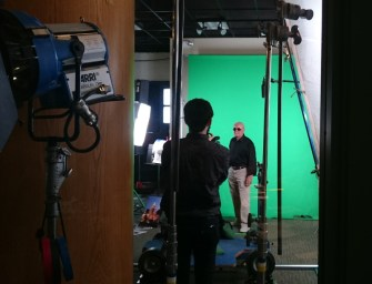 A peek at the film and television production process.