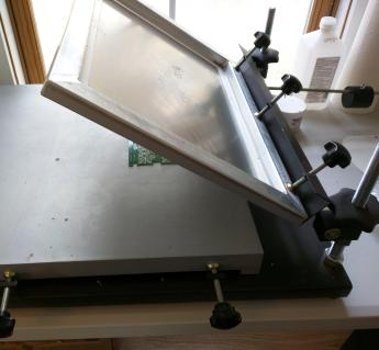 Solder paste printer