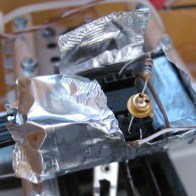 Sensor with Faraday Shield