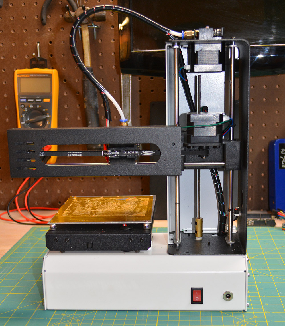 Open Box Maker Select 3D Printer v2 with Euro Power Supply by Monoprice
