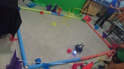Sandbox for junior roboticists