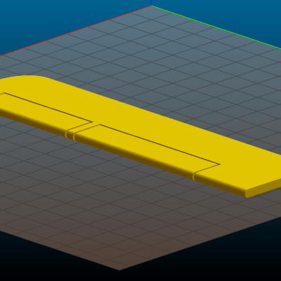 3D model in Slic3r