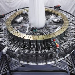 Circular weaving machine by GCL image source