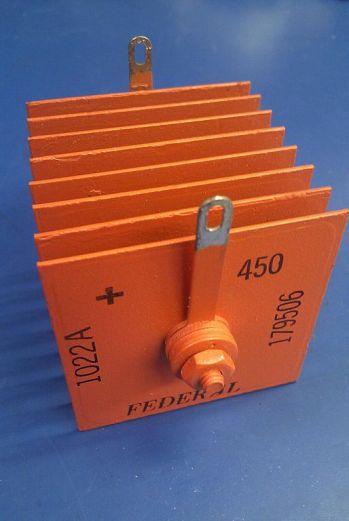 Selenium diode