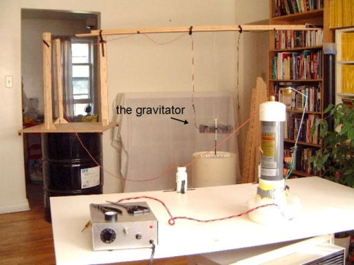 Gravitator as a pendulum