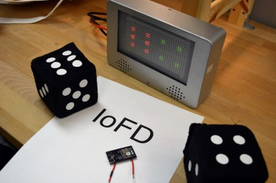 Internet of Fuzzy Dice