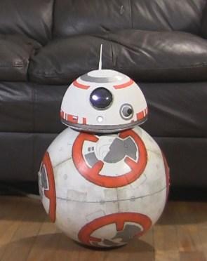 My BB-8 droid