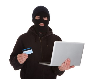 This person is stealing YOUR PRIVATE INFORMATION using a three-hole balaclava