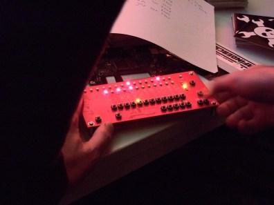 A PDP-8 on an FPGA