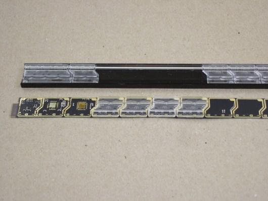 Strip Broken Open