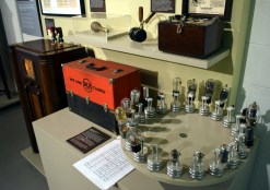The evolution of the vacuum tube