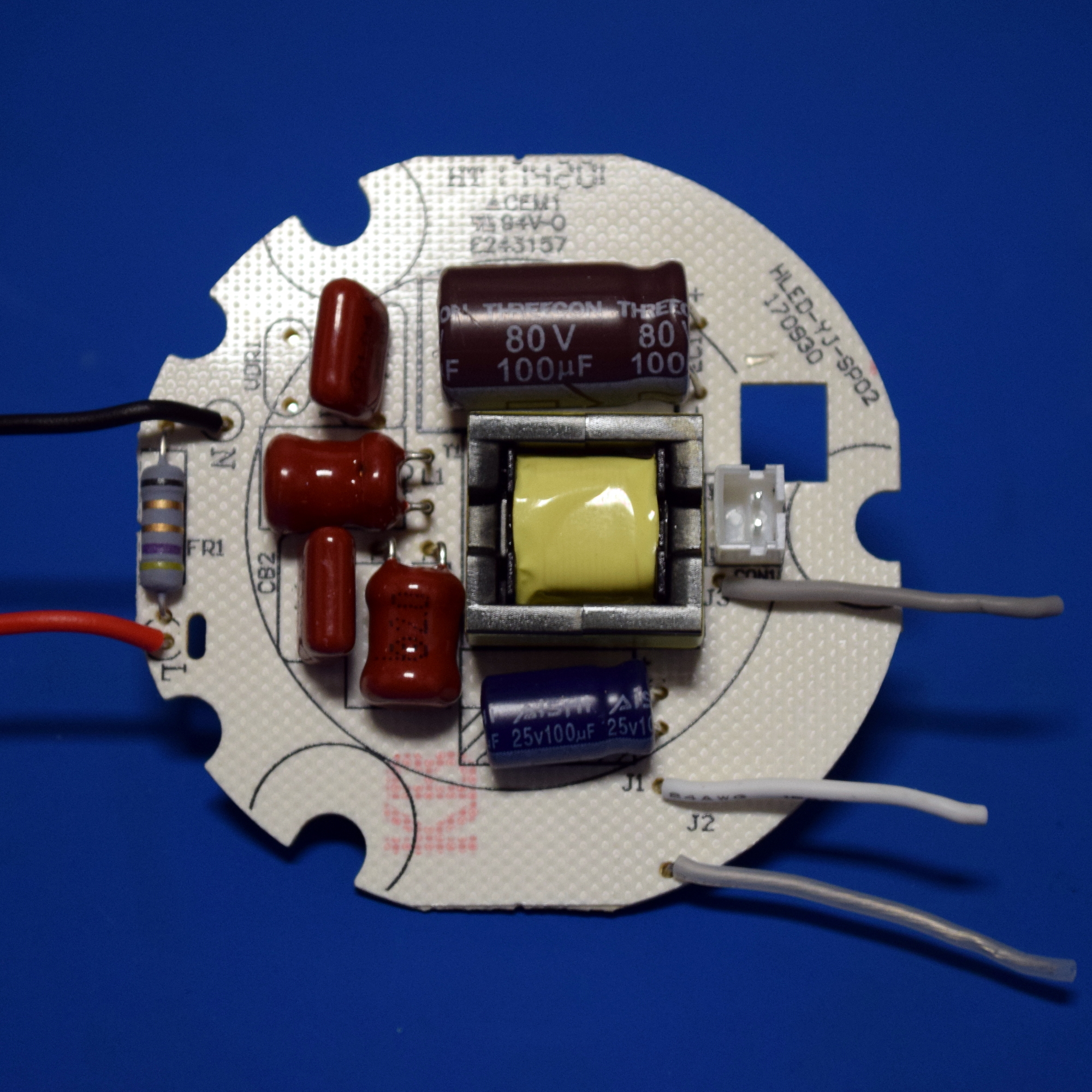 Motor 2 Color Led Short Circuit My Board Electrical Engineering